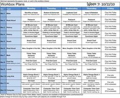 Homeschool Workbox, Lapbook Organizing and Planning : Robin Sampson's Blog - great site for work boxes, lap books and planning.  Also has links to other work box sites.