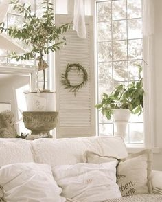 Credit: ? @pinterest #frenchshutters #shutters