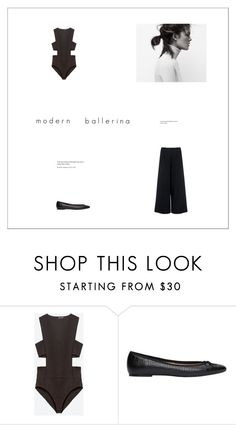 """Untitled #586"" by zitanagy ❤ liked on Polyvore featuring Zara, MANGO and C/MEO COLLECTIVE"