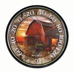 Farmers' Almanac Store - BARN THERMOMETER