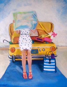 Original acrylic painting #painting #acrylicpainting #fashionpainting