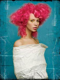 Hair: Marjorie Clarke Photographer; Babak Makeup: GianCarlo Intini