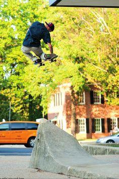 Impressive ! #skate #skateboard #sk8
