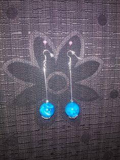 Moje koraliczki i inne drobnostki: Niebieski