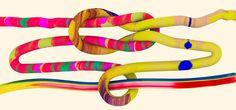 Santtu Mustonen - Expressive, abstrack, colors, paint, blob, brush stroke, dripping paint