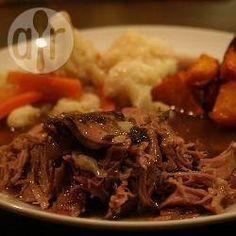 Slow cooker lamb shoulder @ allrecipes.co.uk