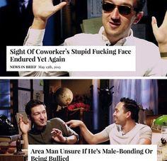 Ryan Bergara and Shane Madej - Buzzfeed Unsolved