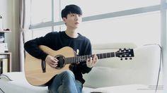 (Lee Hi) 한숨 Breathe -  Sungha Jung