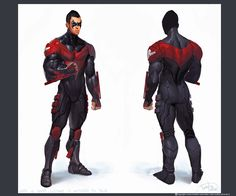 Injustice Gods Among Us ~ Concept Art by Marco Nelor