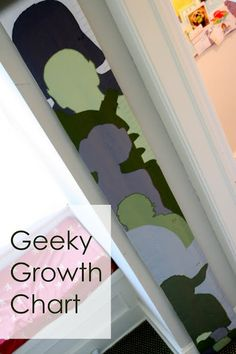 One Dog Woof: SYTYC Audition Entry - Geeky Growth Chart