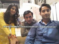 Sona, Dev and kichu Bhaiya who is known as chiko for Vicky