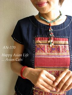 Blouse Batik, Batik Dress, No Sew Tutu, Pop Fashion, Womens Fashion, Kurti Embroidery Design, Pakistani Fashion Casual, Creation Couture, Kinds Of Clothes