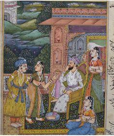 indian miniature painting - Google zoeken