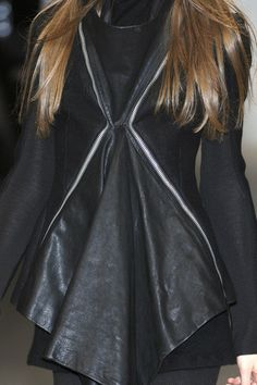 fashion style leather