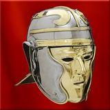 Elmo romano da cavalleria con maschera - I sec. a. C.