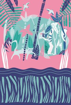 Middle of the Amazon Jungle on Behance