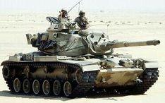 """M60 A1 """"Patton""""  MBT"""