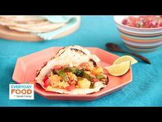 Breakfast Chorizo and Egg Tacos - Everyday Food with Sarah Carey - YouTube