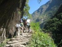 Porters at Manaslu Trail http://www.nepalmotherhousetreks.com/manslu-trekking-with-nar-phu-valley.html