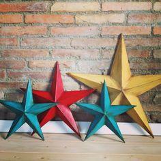 estrellas la factoria plastica
