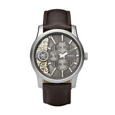 Fossil Uhr ME1098 mit Gravur