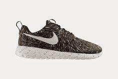 Footwear: NIKEiD Roshe Run animal print    por Fábio Monnerat | Über Fashion Marketing       - http://modatrade.com.br/footwear-nikeid-roshe-run-animal-print