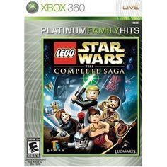 LEGO Star Wars: The Complete Saga [Xbox 360]