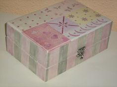 Malva, Decorative Boxes, Gift Wrapping, Gifts, Blog, Home Decor, Decorated Boxes, Paint Primer, Wooden Crates