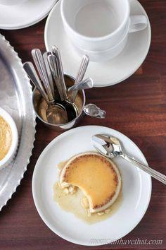 Paleo Honey Chai Coconut Milk Custard