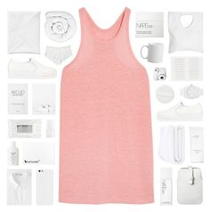 """WEAR YOUR BEST APOLOGY ♡"" by feels-like-snow-in-september ❤ liked on Polyvore featuring T By Alexander Wang, WithChic, NARS Cosmetics, Mossimo, Frette, Hermès, Jennifer Haley, adidas Originals, Fujifilm and Whistles"