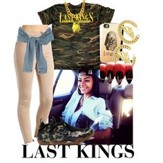 """Last kings"" by fashionablythick on Polyvore"