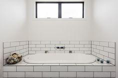 Raphael bath from Clearlite New Zealand Houses, Bathtub, Bathroom, Home, Design, Standing Bath, Washroom, Bathtubs, Bath Tube