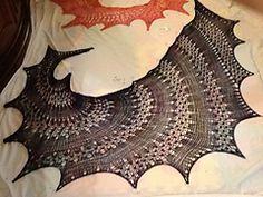 Ravelry: Waves of the Atlantic pattern by Deborah Wilson