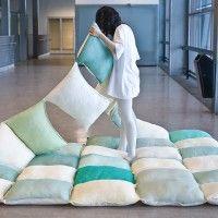 pillow mattress - looks like loads of fun