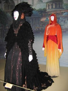 Star Wars. I'll always love Queen Amidala's outfits....