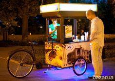 Велокофейня трёхколёсный велосипед для уличной торговли Київ - изображение 3