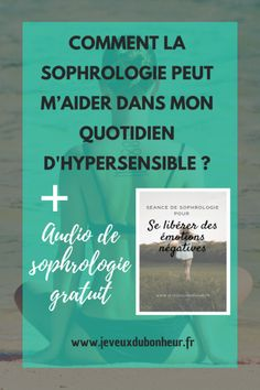 Comment la sophrologie peut m'aider dans mon quotidien d'hypersensible Make Money From Home, Make Money Online, How To Make Money, Making Money On Youtube, Zen Meditation, Mind Tricks, Anti Stress, Be Your Own Boss, I Feel Good