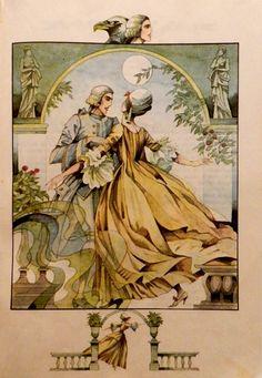 Arthur Rackham, a British book illustrator - Knowledge and Culture - English British Books, Children's Book Illustration, Illustrations, Arthur Rackham, Old Books, Fairy Tales, Childhood, Children Books, Culture