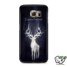Harry Potter Expecto Patronum Samsung Galaxy S7 Case