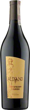 Wino Montepulciano d'Abruzzo - Sklep winiarski wina świata - Tollo Aldiano Montepulciano d'Abruzzo D.O.C.