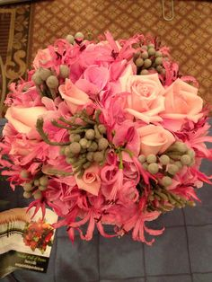 Bridal Bouquets, Wedding Flowers by Pocket Full of Posies, Galloway / Smithville, NJ 609-652-6666 South Jersey Special Event & Wedding Florist