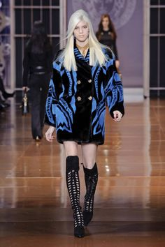Versace F/W 2014