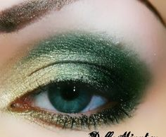how to eye make up green eye make up  source: http://pakifashion.com/category/beauty/eyes-tips/