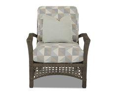 Klaussner Outdoor Outdoor/Patio Amure Chair W1300 C - Klaussner Outdoor - Asheboro, NC