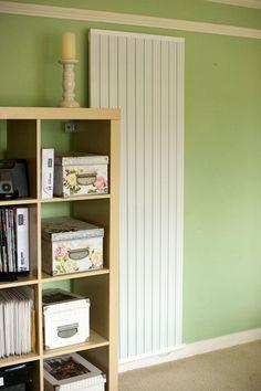 needo vertical designer electric radiators
