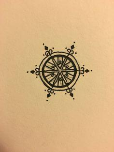 Finger Tats, Original Tattoos, Compass Tattoo, Tatting, Tattoo Designs, Finger Tattoos, Bobbin Lace, Needle Tatting, Tattooed Guys
