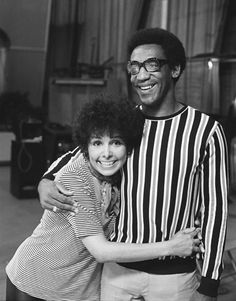 Lena Horne and Bill Cosby