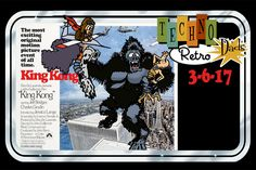 TechnoRetro Dads: King Kong Greets Dwan and Kevin Flynn