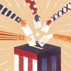 It's National Voter Registration Day! Make sure your students are registered to vote! via The Young and the Registered | Teaching Tolerance