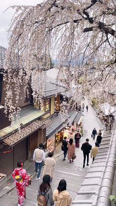 Beautiful Places In Japan, Beautiful Places To Visit, Aesthetic Japan, City Aesthetic, Beautiful Nature Scenes, Beautiful World, Seoul Korea Travel, Japan Spring, Himeji Castle